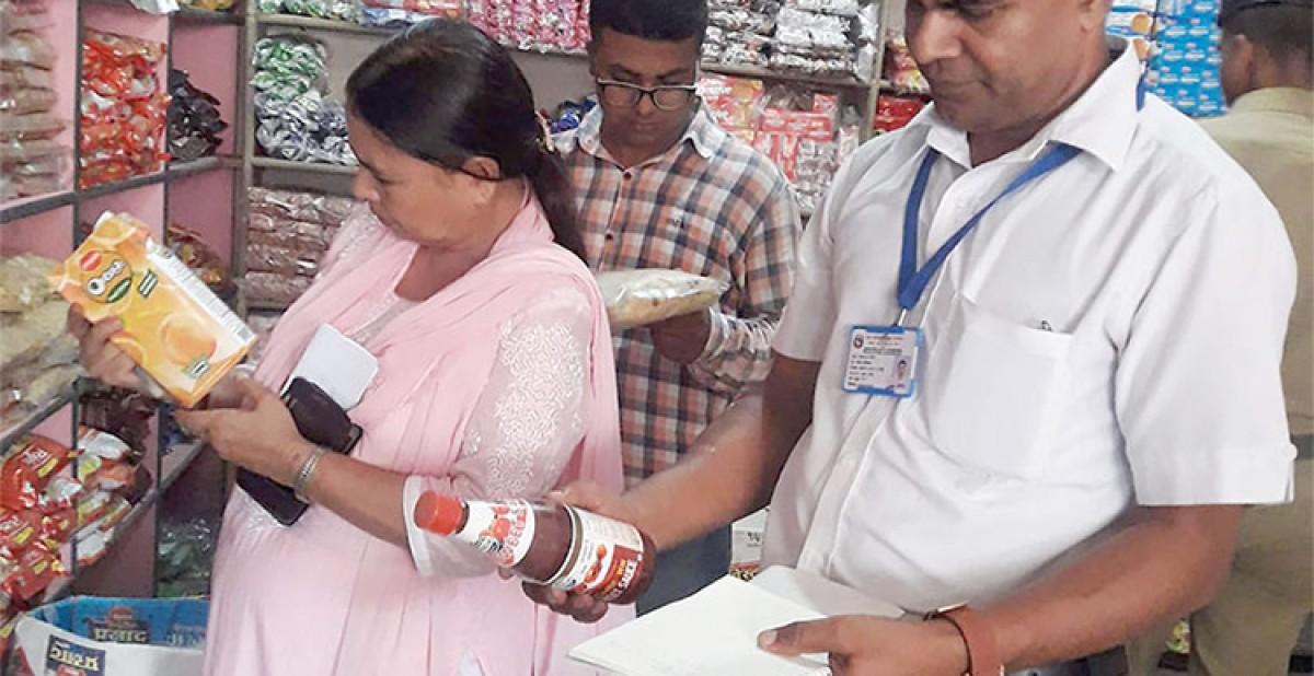 दुईजना कर्मचारीले ५ जिल्लाको खाद्य गुणस्तर अनुगमन गर्दै, जनस्वास्थ्य प्रति सरकार उदासिन_img