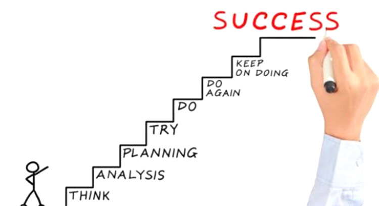 मध्यम क्षमता भएका मानिसले सफल हुन गर्नु पर्ने ९ काम_img