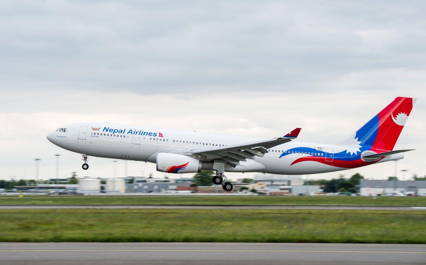 अन्तर्राष्ट्रिय उडानका लागि नेपालका दुईसहित १२ एयरलाइन्सको प्रस्ताव