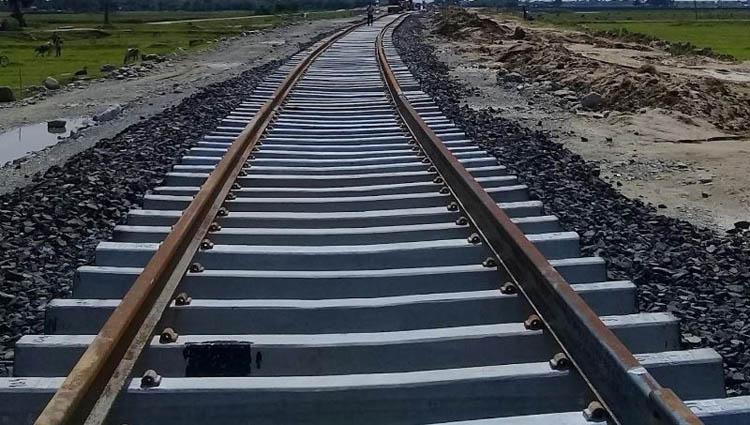 रेलका लागि छुट्याइएको बजेट आधा मात्र खर्च, कुन रेलमार्गको कति भयो काम ?