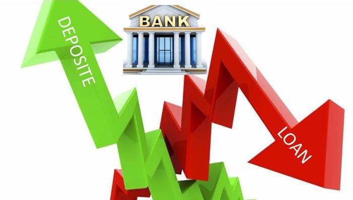 बैंकको ऋण लगानी घट्यो, ८३ अर्ब निक्षेप संकलन हुँदा कर्जा प्रवाह २२ अर्ब मात्र