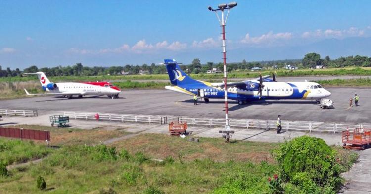 अब भरतपुर विमानस्थल प्रदेशस्तरको बनाइने