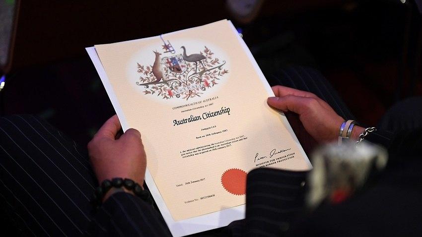 अस्ट्रेलियाली नागरिकता वितरण समारोह अनलाइन मार्फत