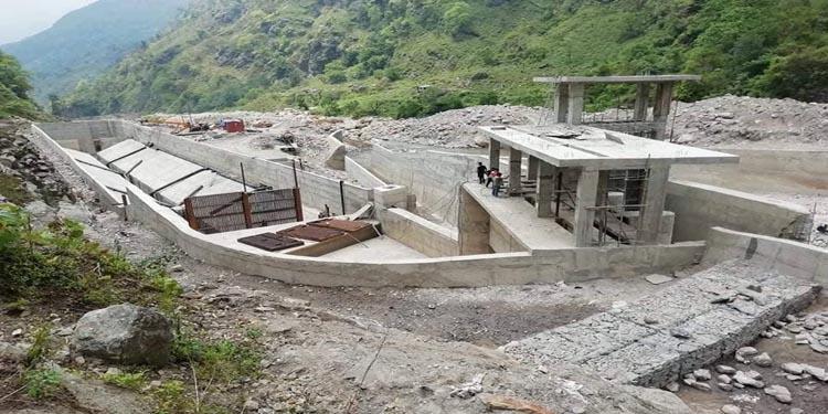 हिमालयन पावरले बनाएको दोर्दी खोला जलविद्युत् अन्तिम चरणमा, असोजदेखि बिजुली उत्पादन