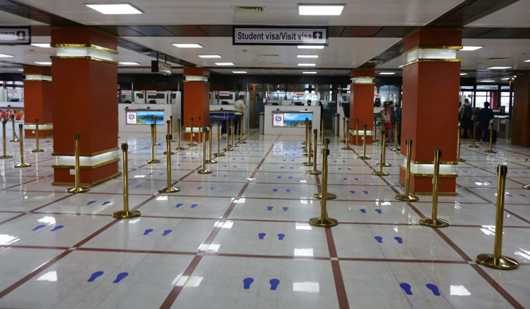 साढे २ महिनादेखि व्यावसायिक उडान हुन नसकेको त्रिभुवन विमानस्थल सञ्चालनयोग्य