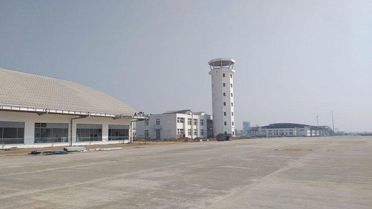 गौतमबुद्ध विमानस्थल : उपकरण जडान गर्न विदेशी जनशक्ति ल्याउनै मुस्कील, जनवरीमा सञ्चालन हुनेमा अन्योल