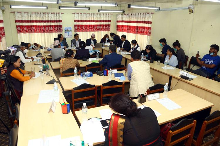 एसिड किन्नेको विस्तृत विवरण राख्न संसदीय समितिको निर्देशन