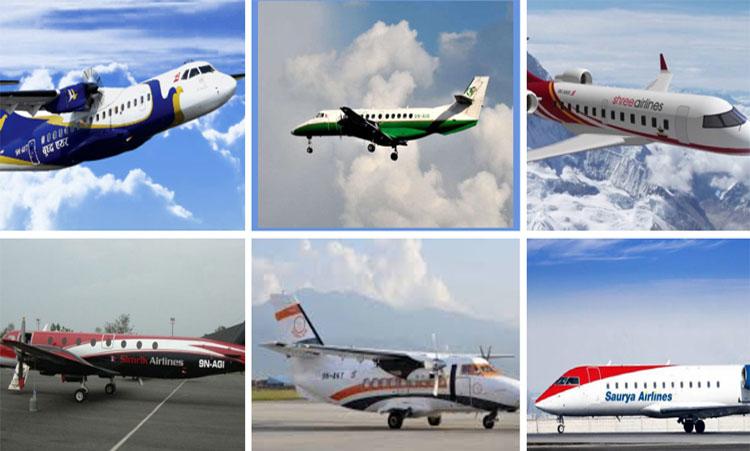 इन्धनको मूल्य बढेसँगै हवाई भाडा पनि वृद्धि, कुन गन्तव्यको कति बढ्यो ? (सूचीसहित)