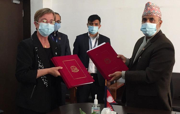 विश्व बैंकले नेपाललाई ४२ अर्ब बराबरको आर्थिक सहयता दिने