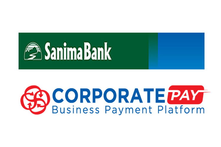 सानिमा बैंकले शुरू गर्यो 'कर्पोरेट पे' प्रणाली