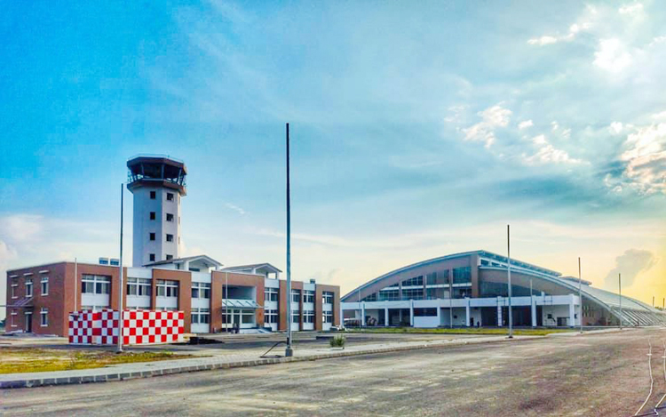 गौतमबुद्ध अन्तर्राष्ट्रिय विमानस्थलमा उपकरण जडान सम्पन्न, निषेधाज्ञा खुल्नसाथ परीक्षण उडान हुने
