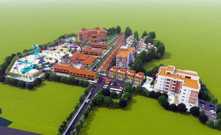 द हब लुम्बिनी : सीई कन्सट्रक्सनको 'हाउजिङ र हस्पिटालिटीको फ्युजन'