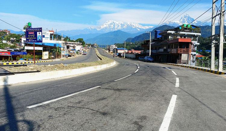 राष्ट्रिय गौरवको मध्यपहाडी राजमार्गको ९५ प्रतिशत काम पूरा, माघसम्म सकिने